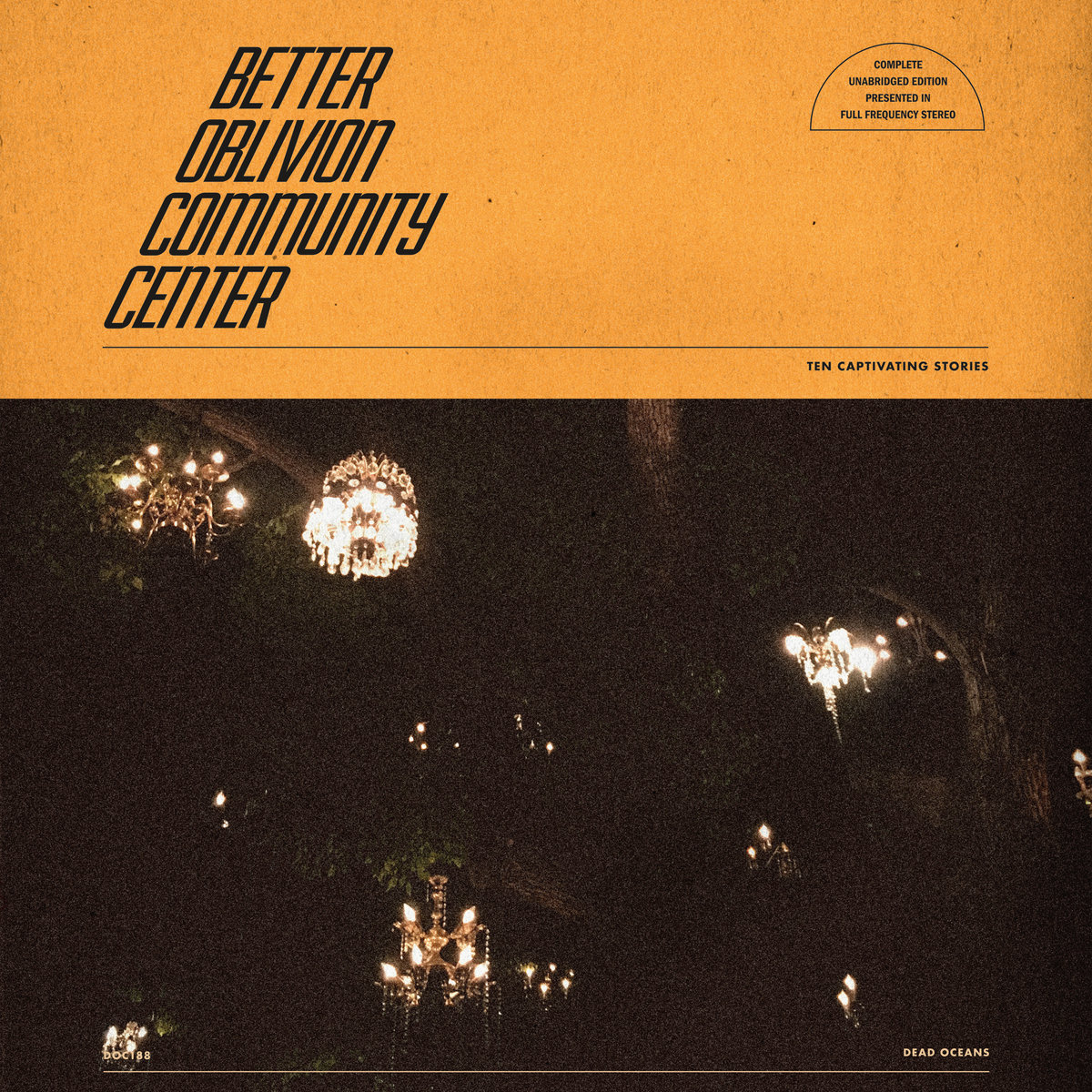 Review: Better Oblivion Community Center (Self-Titled)