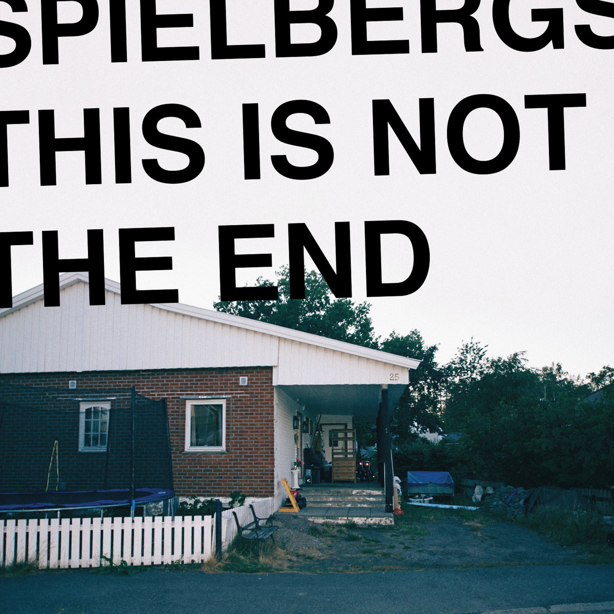 Review: This is Not the End by Spielbergs