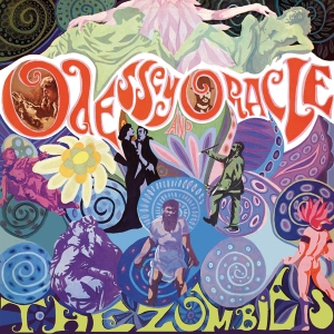 The 10 Club: Odessey And Oracle by The Zombies (1968)